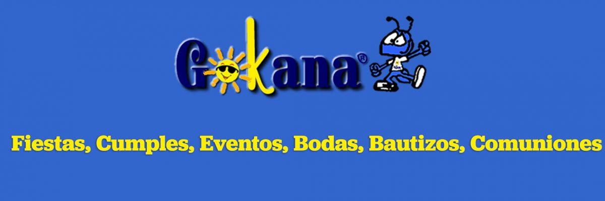 Gokana: bodas, bautizos, comuniones, fiestas, eventos en Madrid